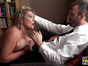 Mature wife rough fucked
