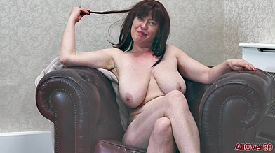Mature interview nude