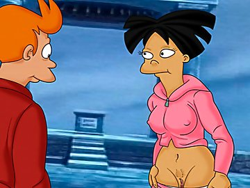 Futurama and phineas and ferb porn