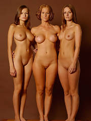 Mature mom and daughter naked photo