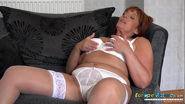 Naked mature video