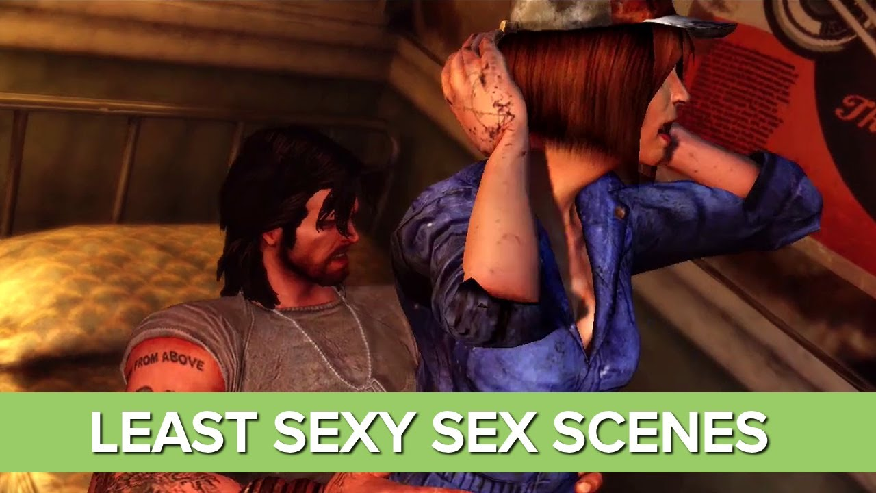 Sex and video games
