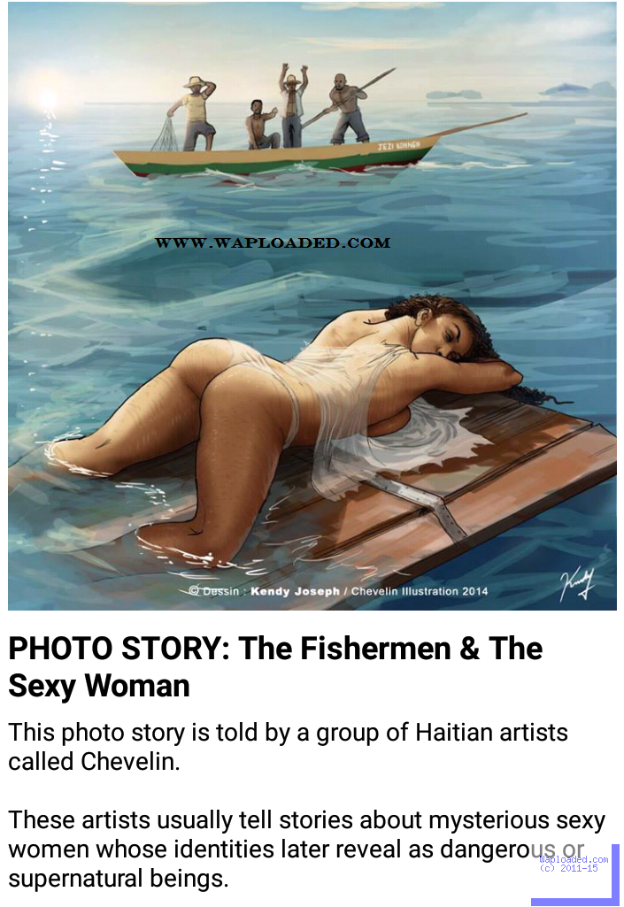 Sexy photo and story