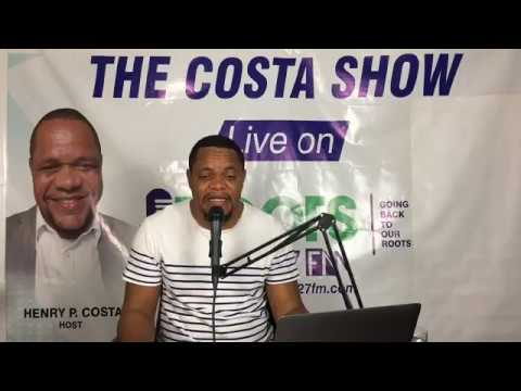 The costa show